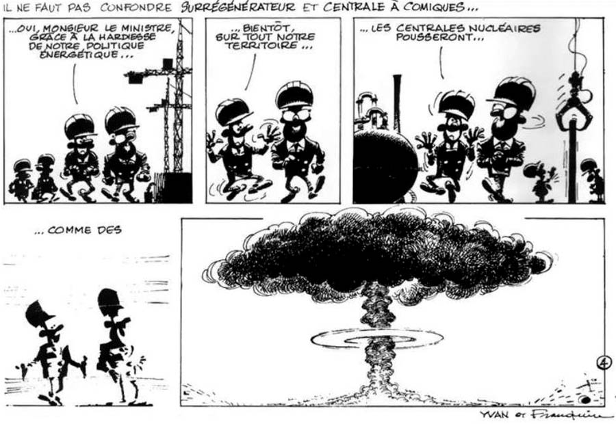 Idees Noires by Franquin