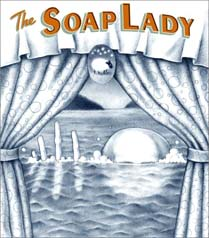 The Soap lady, by Renée French