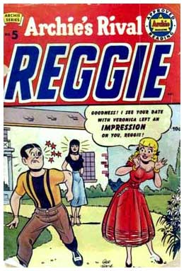 Reggie, by George Frese