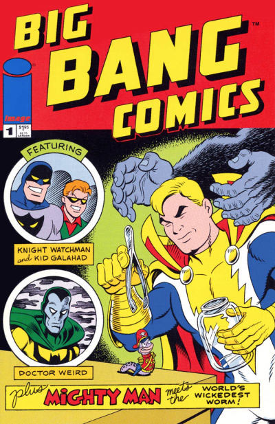 Big Bang Comics by Bill Fugate
