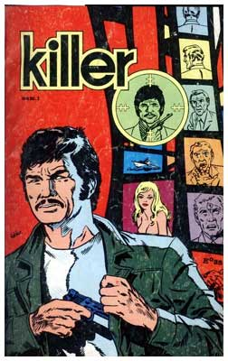 Killer, by German Gabler