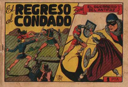 El Regreso al Condado, by Manual Gago