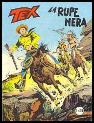 Tex Willer, by Aurelio Galleppini