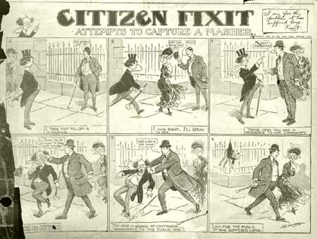 Citizen Fixit, by Gallaway 1904