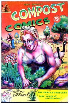 Compost Comics, by Tom Gasparotti
