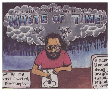 Waste of time by Jimi Gherkin