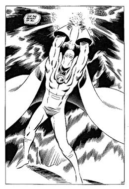 Dr Fate, by Keith Giffen