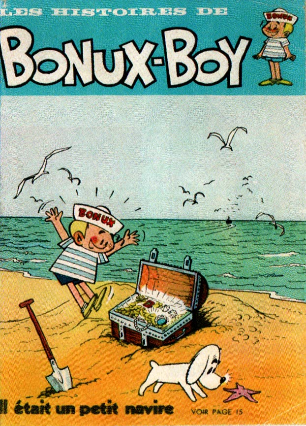 Bonux-Boy, by Benoit Gillain