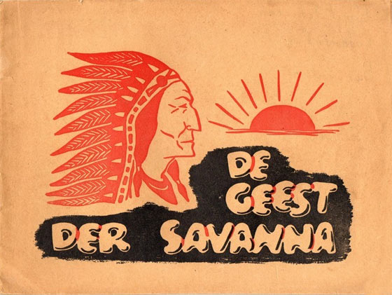 De Geest der Savanna by GOAB Studio