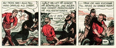 Tiger-Lasse, art by Goransson (1953)
