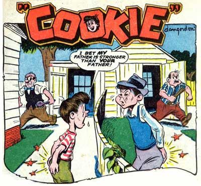 Cookie, by Dan Gordon
