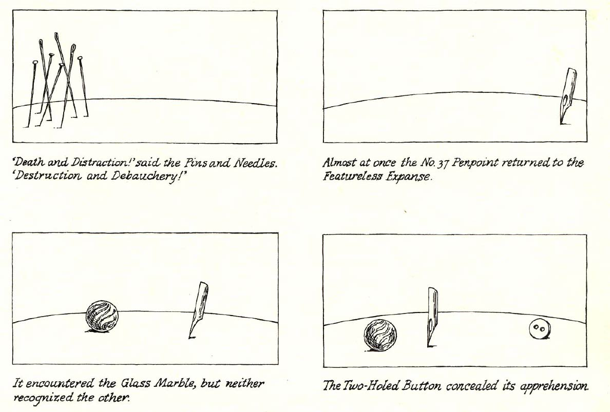 The Inanimate Tragedy by Edward Gorey