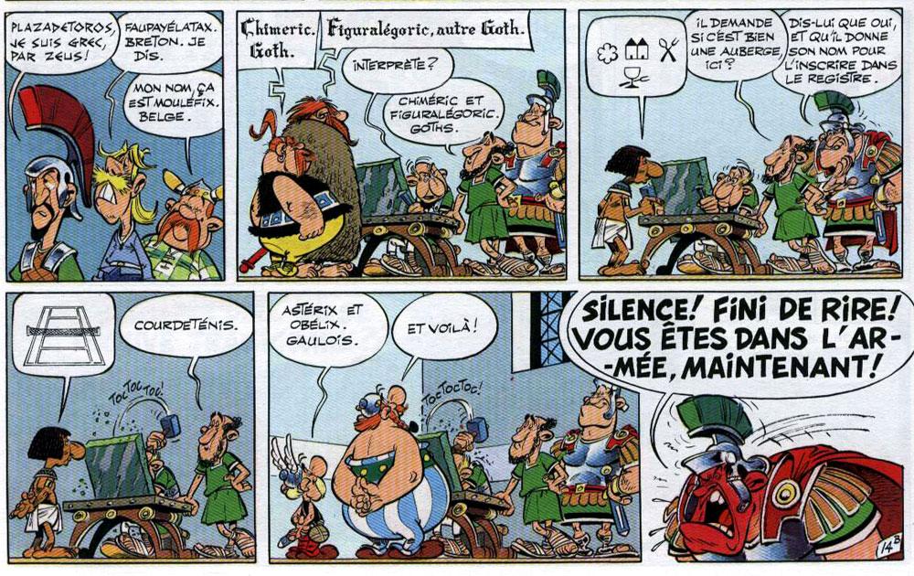 Asterix Légionnaire by Rene Goscinny and Albert Uderzo 429e43438f