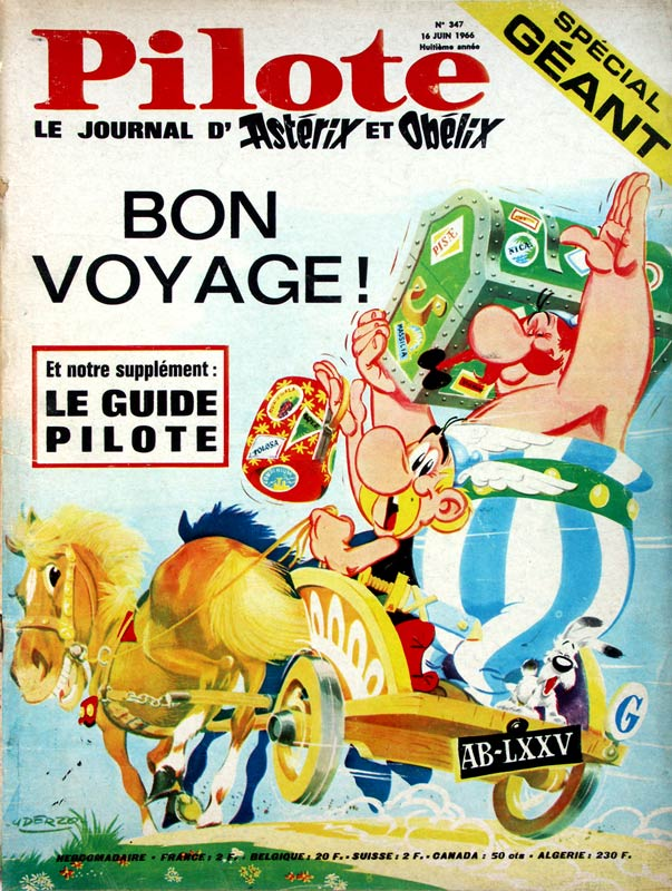 Pilote cover