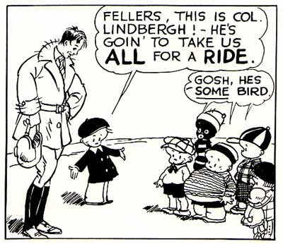 Kids, by Bert Green (1928)