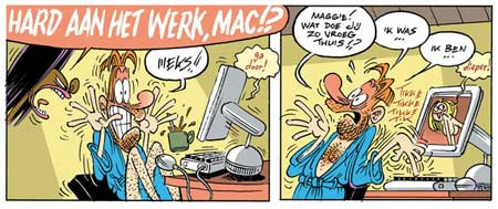 Mac & Maggie, by Mars Gremmen
