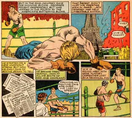 from Fight Comics, by Al Grenet (1941)