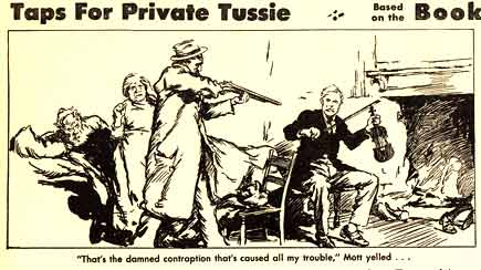 Taps for Private Tussie, by F.R. Gruger