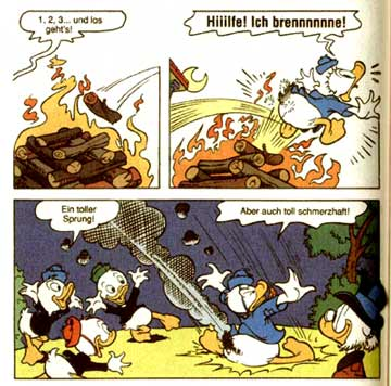 Donald Duck, by Haroldo Guimaraes Neto