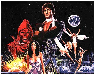 Cover of 'Paradox', by Paul Gulacy
