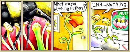 The Perry Bible Fellowship, by Nicholas Gurewitch
