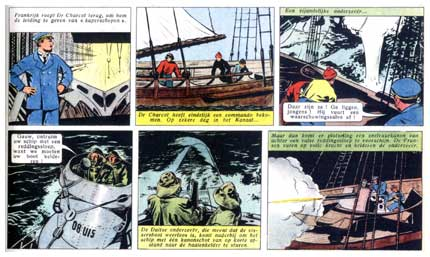 short story for Tintin, by Louis Hache