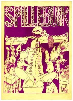 Spillebuik, by Tom Hageman