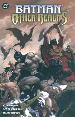 Batman: other realms, by Bo Hampton