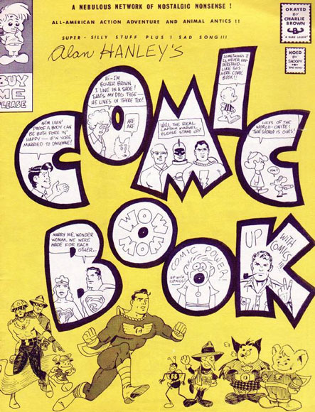 The Comic Book by Jim Hanley