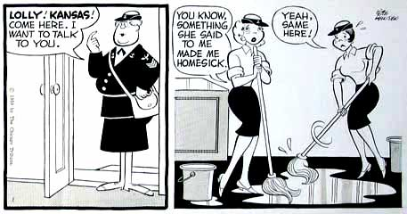 Lolly, by Pete Hansen (1959)