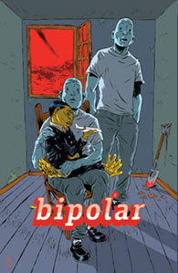 Cover of Bipolar #2, by Tomer Hanuka