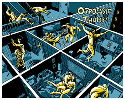 Opposable Thumbs by Dean Haspiel