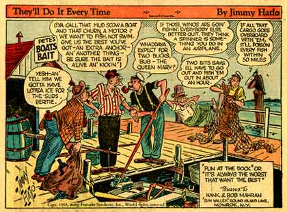 They'll do it every time, by Jimmy Hatlo (1945)