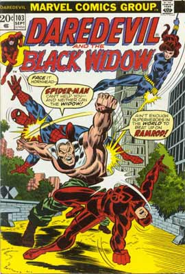 Daredevil, by Don Heck