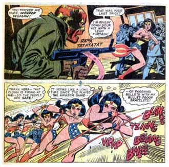 Wonderwoman, by Don Heck