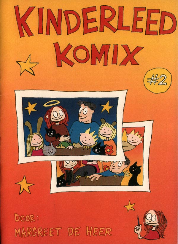 Kinderleed Comix