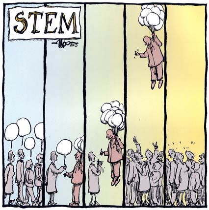 Stem, from De Inktpot, by Albo Helm
