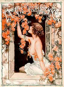 cover for La Vie Parisienne