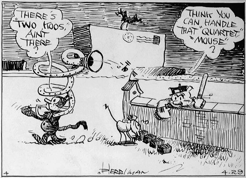 George Herriman - Lambiek Comiclopedia