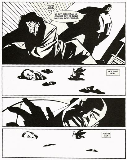 The Wretch by Phil Hester