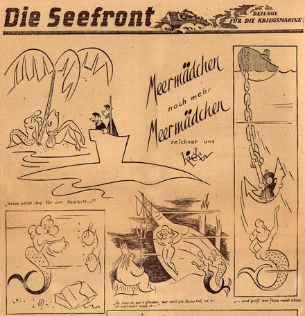 Die Seefront by Hicks