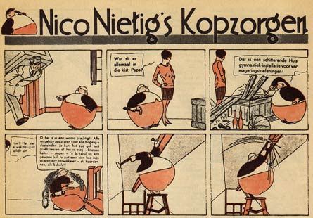 Nico Nietig, by Ellison Hoover