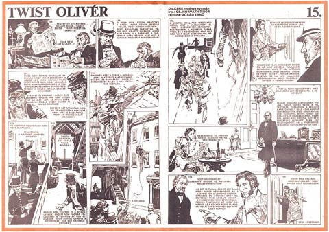 Oliver Twist by Zorad and Horvath