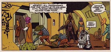 Star Wars: Droids, by Bill Hughes