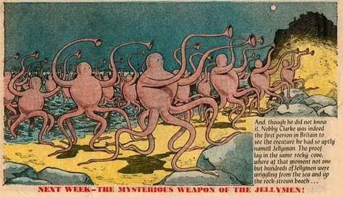 The Jellymen by Ken Hunter
