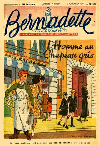 cover by Manon Iessel (1952)