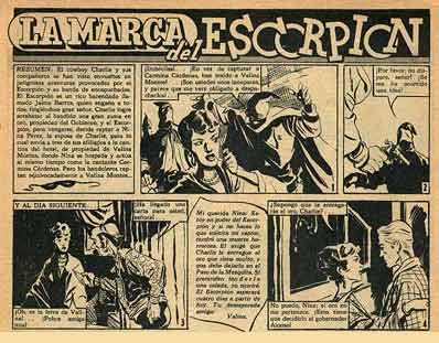 La Marca del Escorpion, by Mario Igor