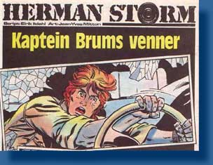 Herman Storm, by Jean-Yves Mitton