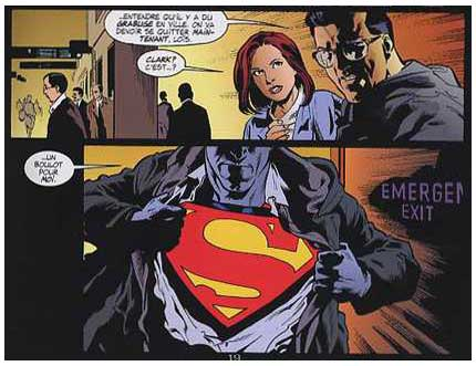 Superman: End of the Century, by Stuart Immonen