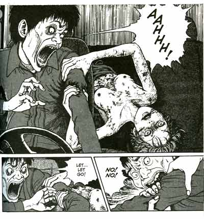 Junji Ito Lambiek Comiclopedia